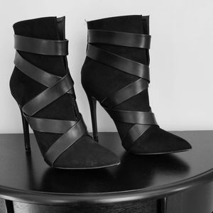 Black Bootie by Shoe Dazzle
